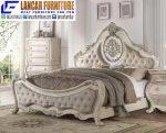 Set Tempat Tidur Desain Klasik Mewah